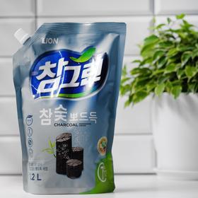 Средство для мытья посуды CJ Lion Chamgreen Древесный уголь, 1,2 л