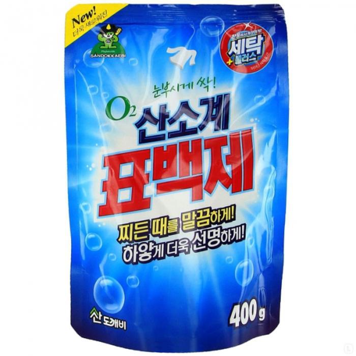 Кислородный отбеливатель Sandokkaebi Oxycle, 400 г