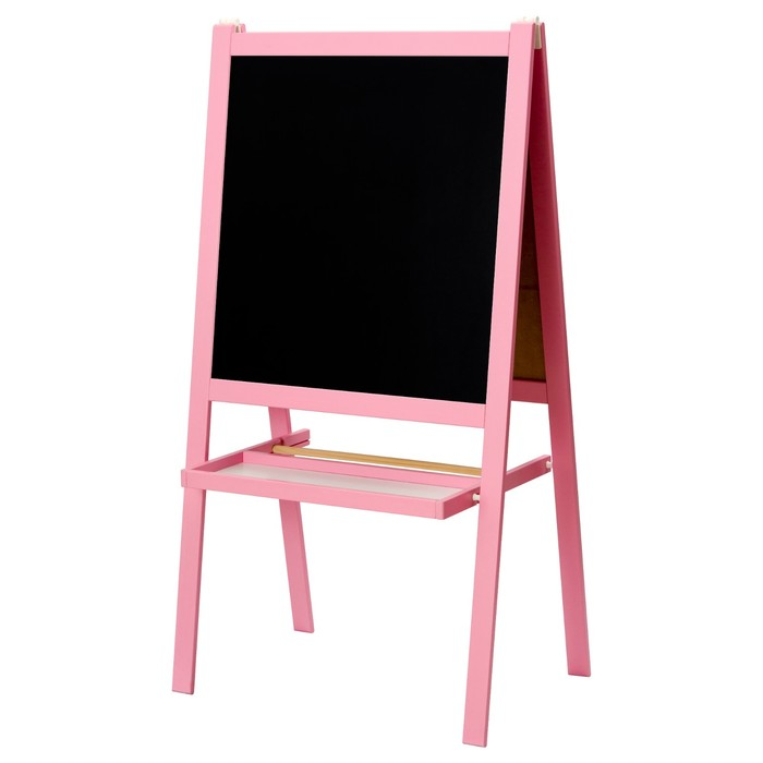 Доска-мольберт, розовый МОЛА