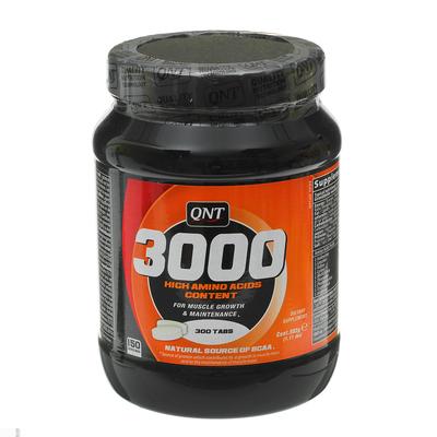 Аминокислоты QNT 3000, 300 таблеток