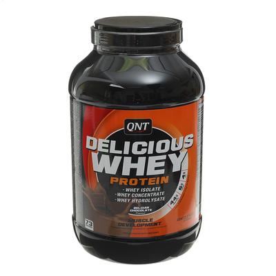 Протеин QNT DELICIOUS, 2.2 кг, шоколад