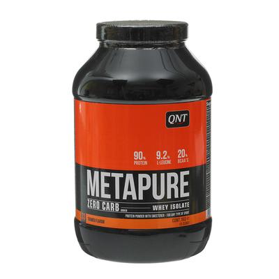 Изолят QNT METAPURE, 1 кг, тирамису