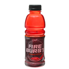 Энергетический напиток QNT Fire Burst, 500 мл, пунш