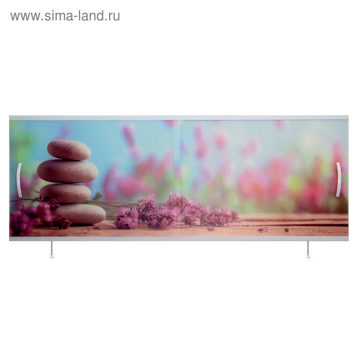 "Экран под ванну ""ВладЭк"" Стандарт+, 1.5 м, Лаванда"