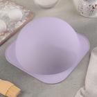 Форма для выпечки круглая 21,3 см «Шар», внутренний d=21 см, цвет МИКС