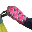 Муфта для рук «Морозко» флисовая, на липучках, цвет розовый «Арлекино»