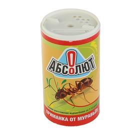 "Приманка от муравьев ""Абсолют"", банка с дозатором, 100 г"