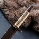 """Сувенирное деревянное оружие """"Сабля"""", 63 см, массив бука - фото 105640816"""