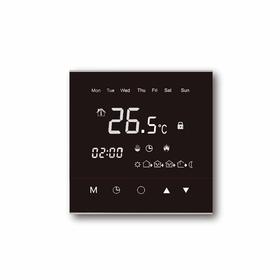 """Терморегулятор """"СТН"""" WARMLIFE, программируемый, 3500 Вт, 1 датчик, +5…+60 С, черный"""