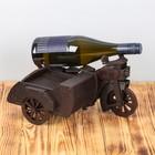 """Мини-бар деревянный """"Мотоцикл с коляской"""""""