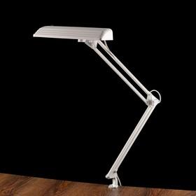 Фитосветильник светодиодный «Дельта П-С32Ф», на металлической струбцине, 12Вт, 220 В, 50 Гц, белый Ош