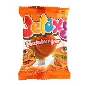 "Мармелад ""Jelaxy"" гамбургер, 20 г в Донецке"