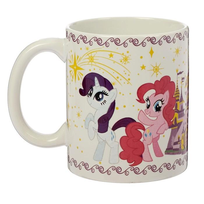 Кружка 350 мл My Little Pony, в подарочной упаковке