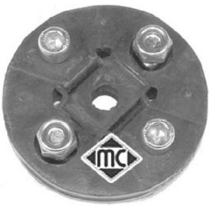 Муфта рулевой колонки METALCAUCHO 00374