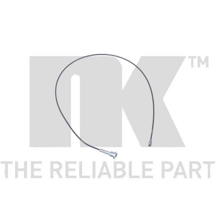 Трос стояночного тормоза NK 9036109