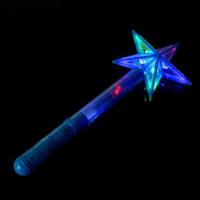 """Палочка световая """"Звёздочка"""", цвет синий"""