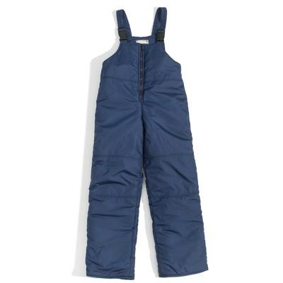 Полукомбинезон для мальчика, рост 98 см, цвет синий