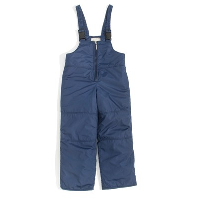 Полукомбинезон для мальчика, рост 104 см, цвет синий