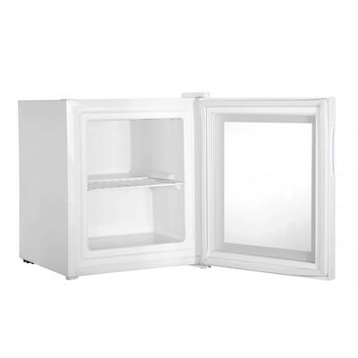 Морозильник Gemlux GL-F36W, витринного типа, 36 л, подсветка, белый