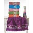 Набор полотенец Ilkbahar, размер 50х90 см-6 шт., махра 480 г/м2 9582