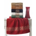 Набор полотенец Tibet, размер 50х90 см-6 шт., махра 480 г/м2 9580