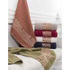 Набор полотенец Kayra, размер 50х90 см-6 шт., махра 450 г/м2 9576