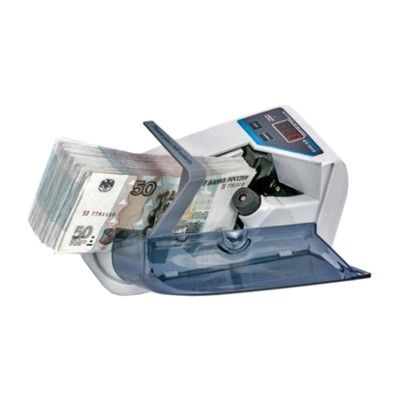 Счётчик банкнот DORS CT1015, портативный, гарантия СЦ – 1 год