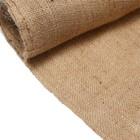 Материал укрывной джутовый, 1.1 х 10 м, плотность 260 г/м², плетение 46/40