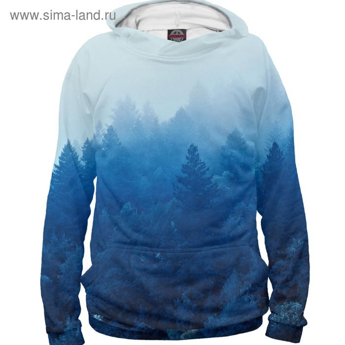 """Худи мужское """"Туманный лес"""", размер 5XL MAC-947212"""