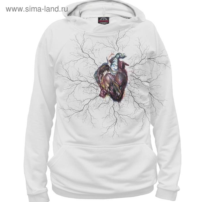 Худи мужское The Heart, размер XL VRC-634417
