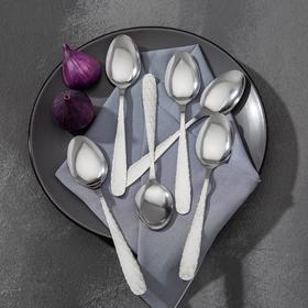 A set of Cutlery spoons 20 cm Cell, 6 PCs.