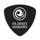 Медиаторы Planet Waves 2CBK4-10 Black Celluloid целлулоид, черные, 10шт, средние, широкие
