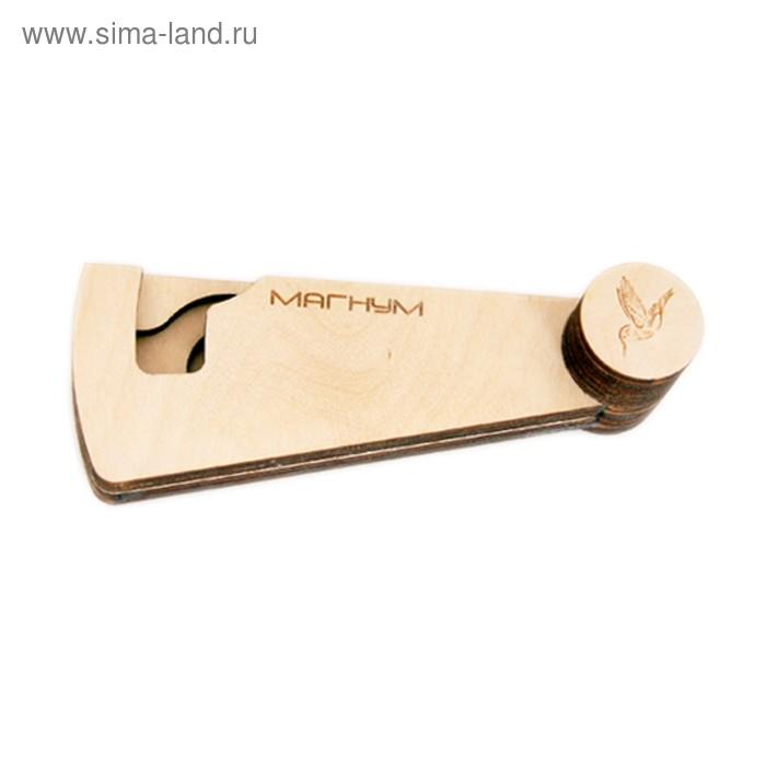 Чехол деревянный для варгана Магнум