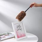Щётка для удаления пыли Долна, 30 см, ручка 16 см - фото 4646643