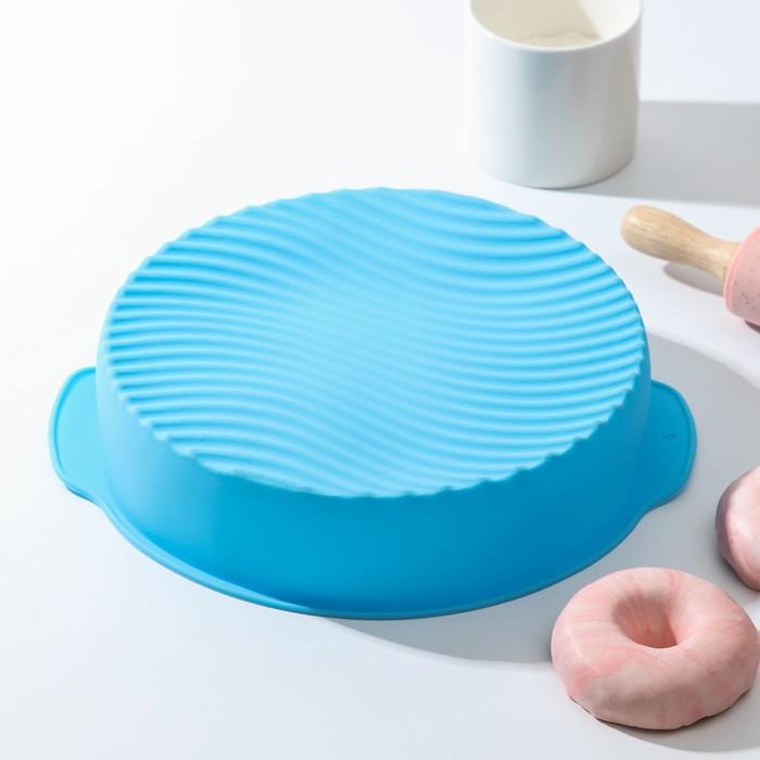 """Baking dish, """"Circle"""", with handles, MIX colors"""