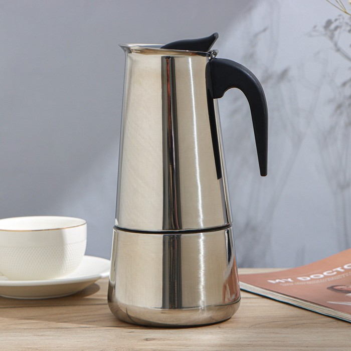 """Geyser coffee maker """"Style"""" for 12 cups"""