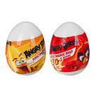 """""""ANGRY BIRDS MOVIE"""" Драже в пластиковом яйце с игрушкой  20г"""
