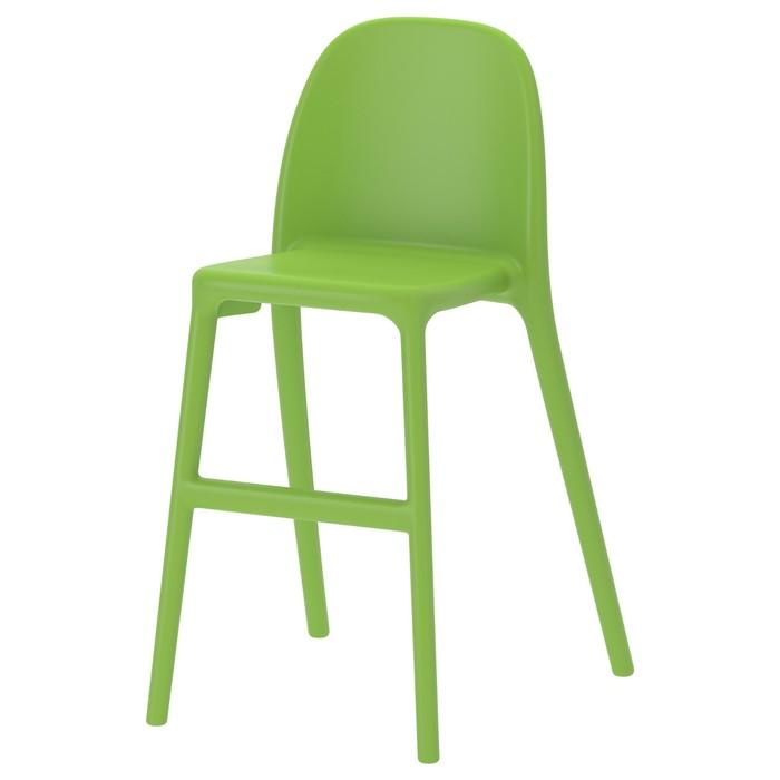 Детский стул УРБАН, зеленый