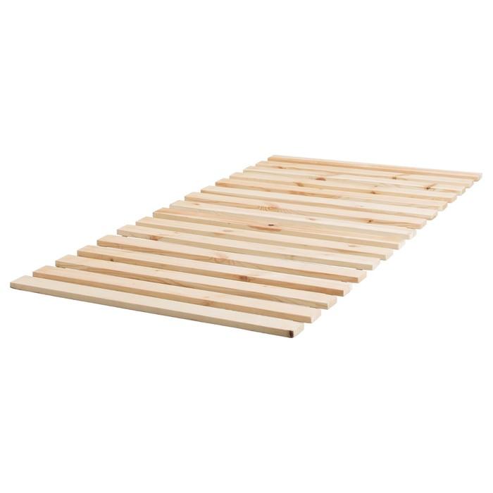 Реечное дно кровати СУЛТАН ЛАДЕ, 70x160 см, массив дерева