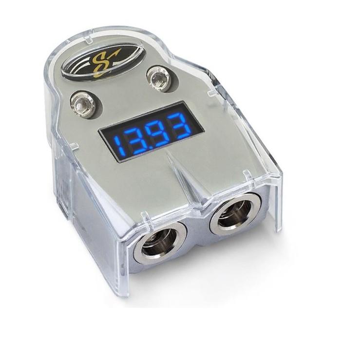 Аккумуляторная клемма Stinger SHT301,  2х0,2,4 Ga (сменные втулки)