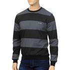 Джемпер мужской 1280 цвет чёрный, р-р 54-56 (3XL)