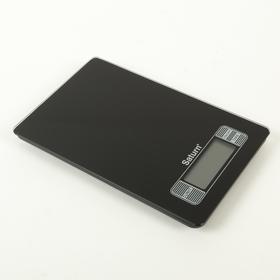 Кухонные весы Saturn ST-KS7235, до 7 кг, черный Ош