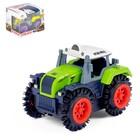 """Трактор-перёвертыш """"Хозяин фермы"""", работает от батареек"""
