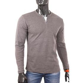 Джемпер мужской 0740 цвет антрацит меланж, размер 44-46 (M)
