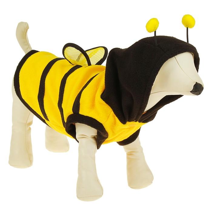 """Костюм """"Пчелка"""", размер M (ДС 27 см, ОШ 34 см, ОГ 38 см)"""