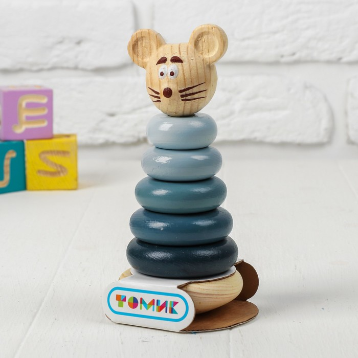 Пирамидка «Мышонок»
