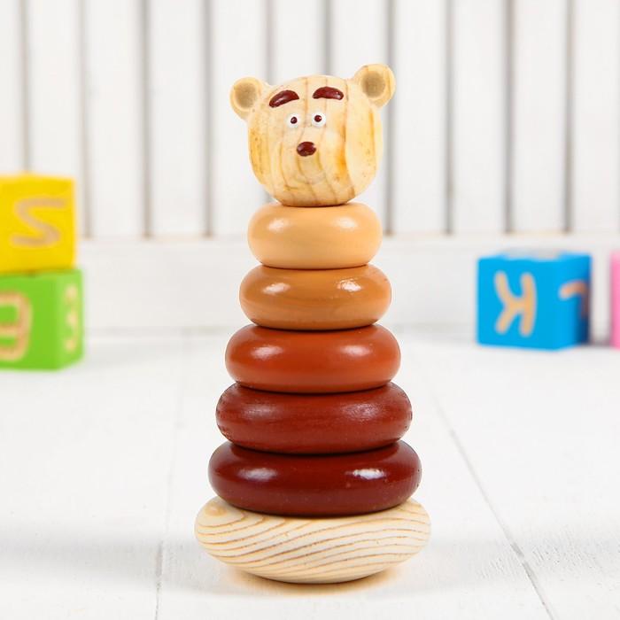 Пирамидка «Медвежонок»