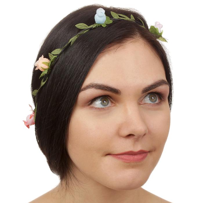 Декор для волос, вплетаемый ''Цветы''   2794068