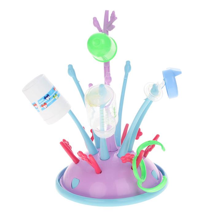 Сушилка для детских бутылочек «Дерево», цвета МИКС - фото 105539724