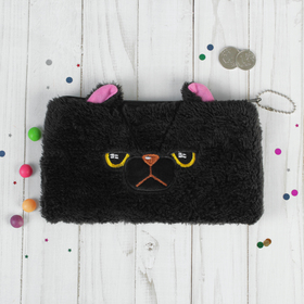 "Soft case ""Black cat"""